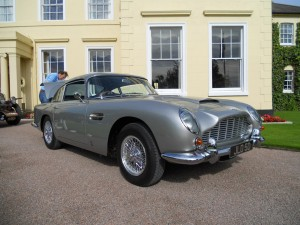 Fully restored DB5