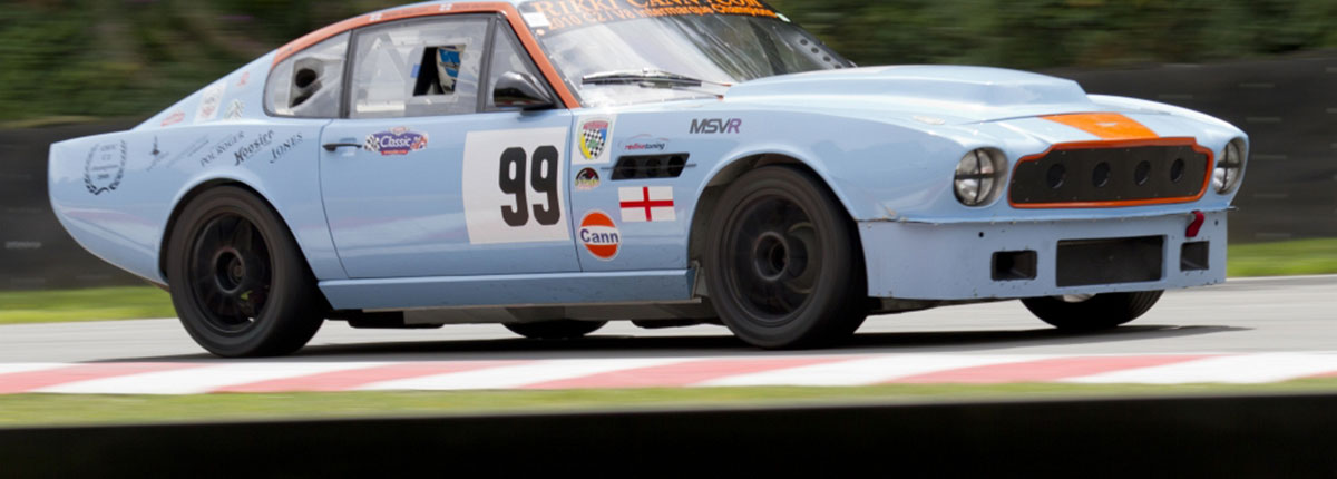 Aston Martin V8 Racing, DBS V8 AMOC Championship Race Cars in ...